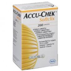 Lanceta Accu-Check  Softclix